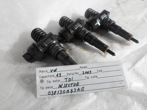 Injectoare Skoda Fabia 1.9 TDI 2005 cod oe: 038 130 073 AG