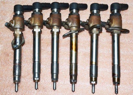 INJECTOR 2.7D V6 JAGUAR S-TYPE XF XJ / RANGE ROVER /PG 407 / 607