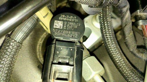 Injector a1 seat ibiza 5 toledo 4 skoda fabia 3 rapid vw polo 6r 6c 1.4 tdi cus 04b130277j delphi