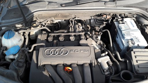 Injector Audi A3 8P 2005 Hatchback 2.0 FSi