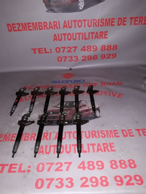 Injector citroen jumper /peugeot boxer /ford transit 2200 cm/2400 cm euro 4