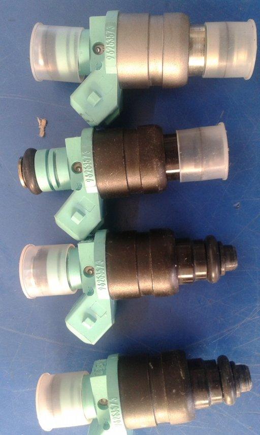 Injector daewoo nubira euro 3,cod original gm 96253573