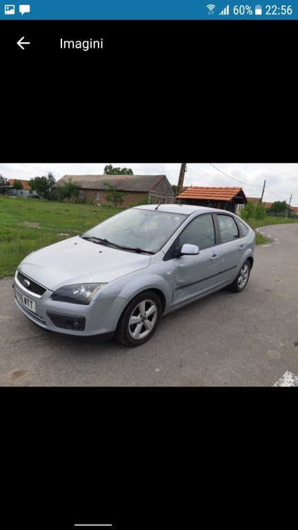 Injector Ford Focus 2006 Hatchback 1.6 hdi