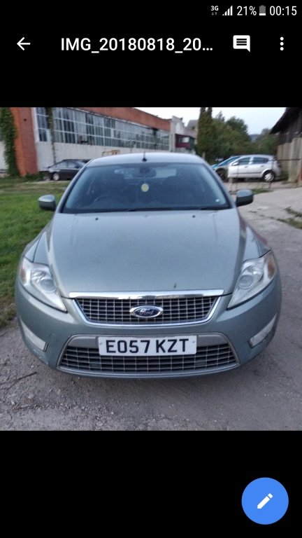 Injector Ford Mondeo 2008 Hatchback 1.8 TDCI