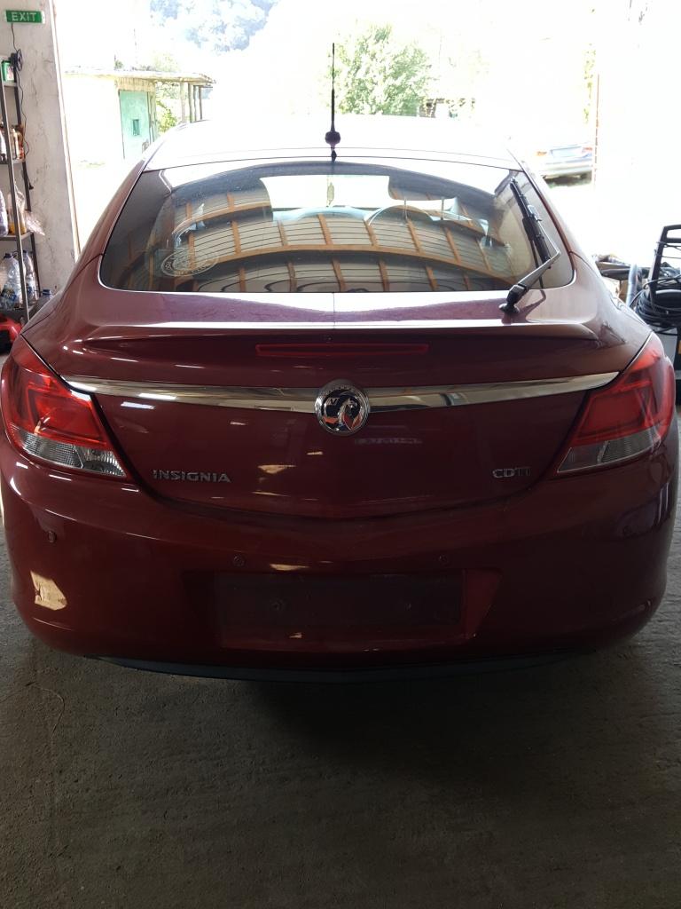 Injector Opel Insignia A 2011 Hatchback 2.0 CDTI
