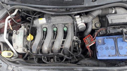 Instalatie Gpl Renault Megane 1.6 din 2007