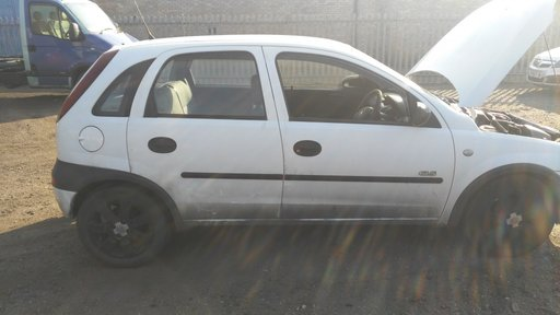 Intercooler Opel Corsa C 2002 Hatchback 1.7 DTI