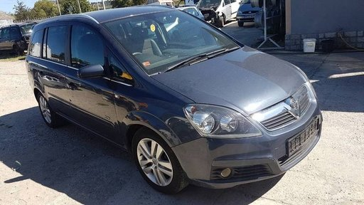 Intercooler Opel Zafira 2008 Hatchback 1.9 CDTI