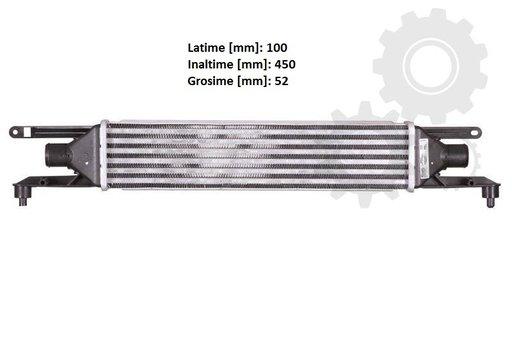 Intercooler pentru Fiat Punto , Grandepunto 1.3 Diesel 55700449