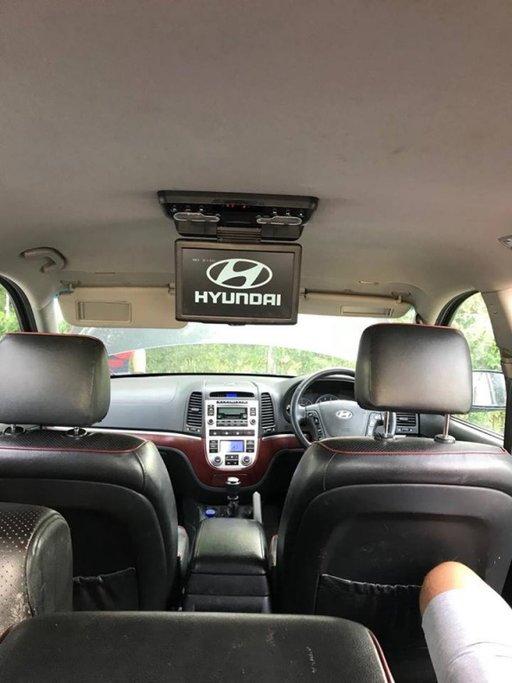 Interior 7 locuri Hyundai Santa Fe 2008