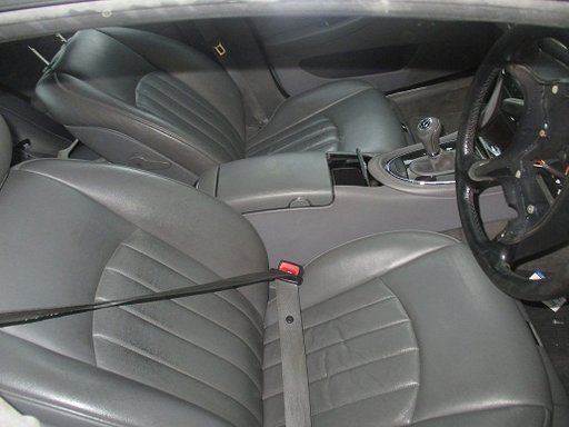 Interior complet original piele naturala impecabil Mercedes CLS W219