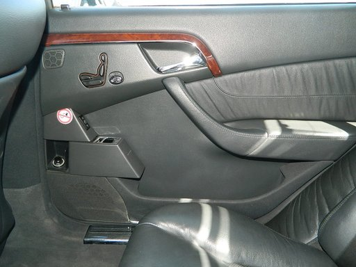 Interior complet piele Mercedes S-Class W220 320 Cdi model 1999-2005
