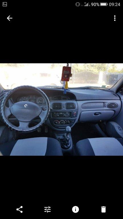 Interior complet (Renault megan 2 -benzina 1.6 -16valve