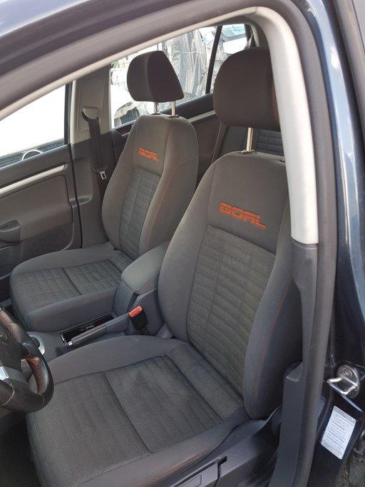 Interior editia GOAL Volkswagen Golf 5 2007