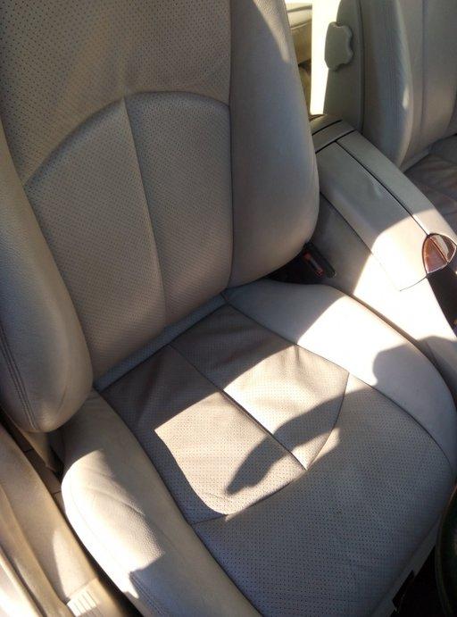Interior mercedes e class w211 E200