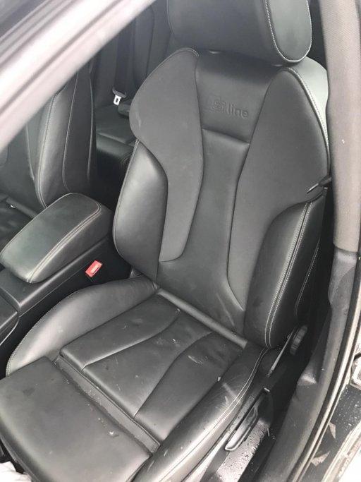 Interior piele Audi A3 8V sline 2012-2018