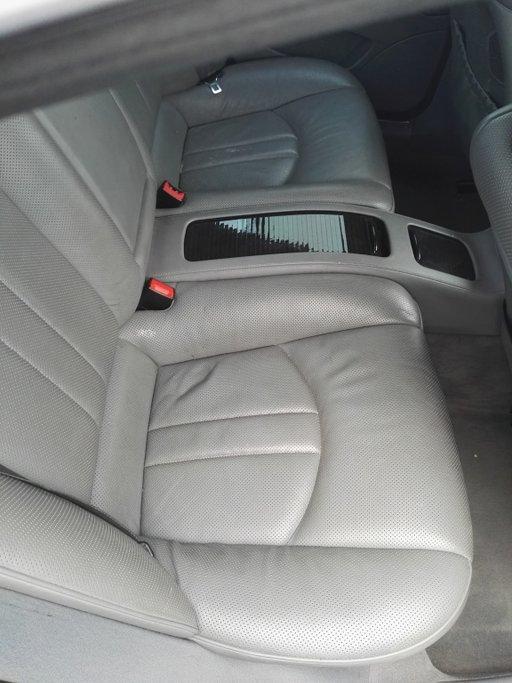Interior piele gri mercedes cls320 cdi w219