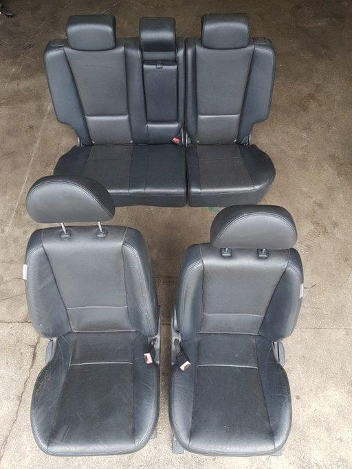 Interior Piele - Kia Sportage XS 2006