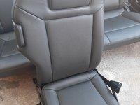 Interior Piele7 locuri Opel Zafira B.