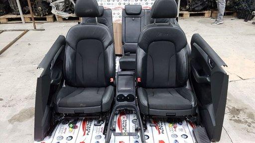 Interior S Line Audi Q5