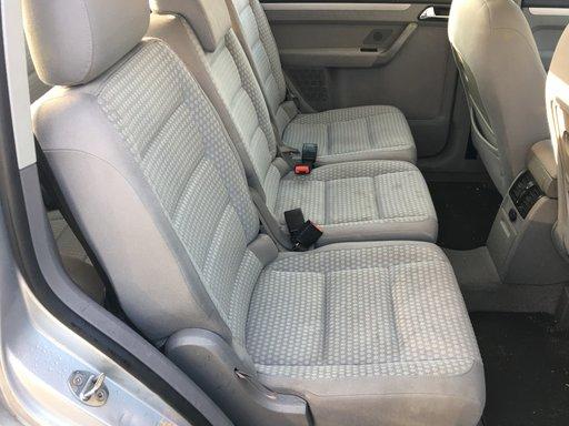 Interior : Scaune Banchete 7 Locuri Complet VW Touran 2003 - 2008