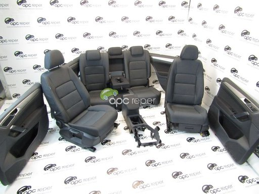 Interior VW Golf Sportvan 1.6 TDI motor CRK an 2015