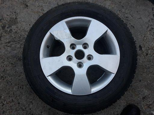 Janta aliaj 15`` Noua pentru Skoda Octavia ( anvelopa Michelin 6.5JX15H2 5X112 ET 50)