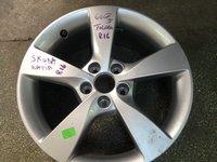 JANTA ALIAJ 5X100 R 16 SKODA RAPID/GOLF 5/ VW TOLEDO