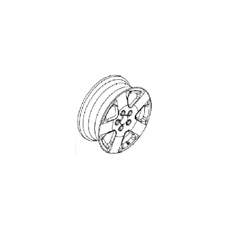 Janta aliaj 6,5x16Opel Signum, Vectra C