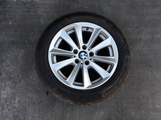 Janta aliaj BMW F10 R17 cod 6780720 an 2010 2011 2012 2013 2014 Fara defecte