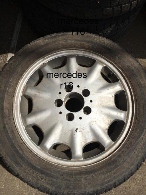Janta aliaj Mercedes R16