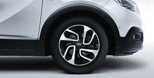 Janta aliaj Opel Crossland X R16 GM