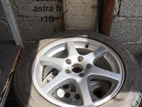 Janta aliaj roata rezerva Opel Astra H R16