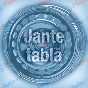 JANTA TABLA R14 5,5J 4X100 ET39 1BUC ORIGINALA GM