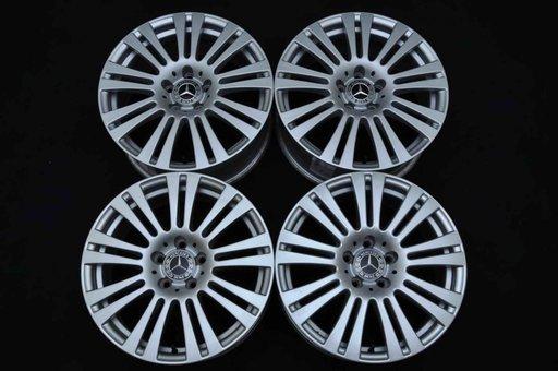 """Jante 17"""" Mercedes E-Class C207 A207 C-Class W204 W205 CLA CLC 17 inch"""