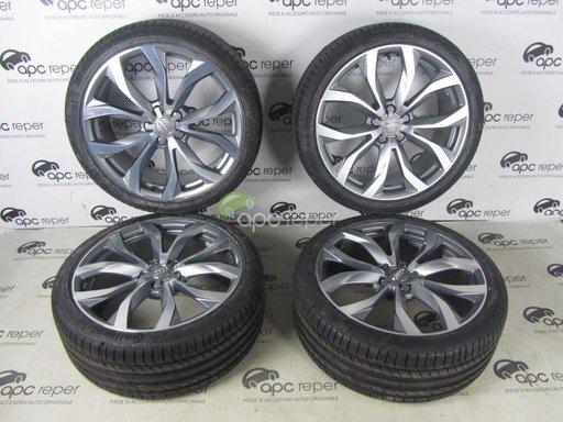 "Jante 20"" Audi A6 4G Roti complete Vara Noi 255/35/20 Ultimul Model!!"