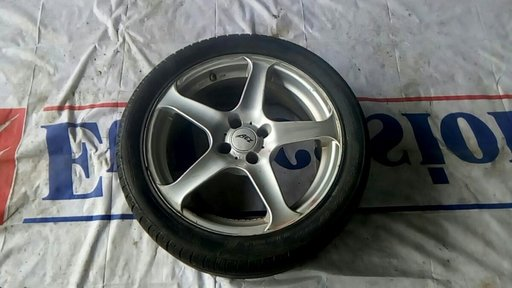 Jante 7j 17h2 cu anvelope Pirelli 225 45 r17