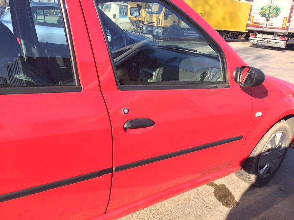 Jante aliaj 14 Dacia Logan 2005 BERLINA 1.5