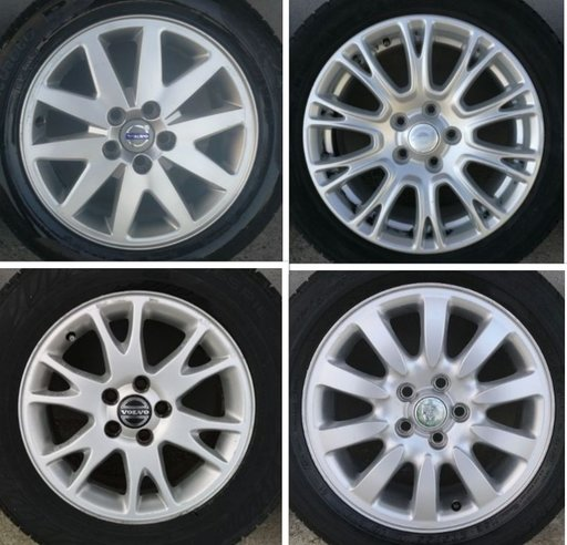 """Jante aliaj 15"""" 16"""" 17 18"""" 19"""" originale Volvo XC90 XC60 XC70 S40 V40 V50 S60 V60 S80 C30 Jante tabla 15"""" 16"""""""