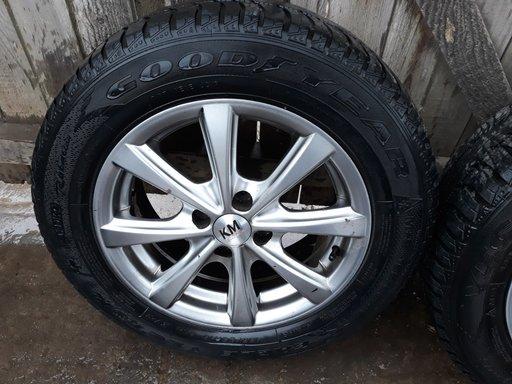 """Jante aliaj 15"""" 4x100 Opel"""