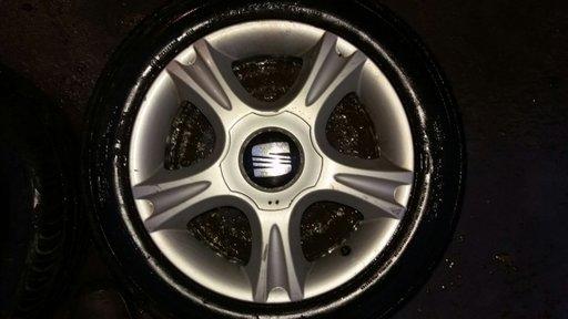Jante Aliaj 15'', R15 /195/55 , Seat Ibiza, 1.2i, 2005 - COD: SEA-4A-1
