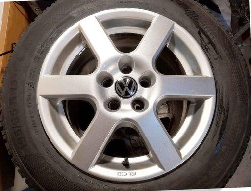 Jante aliaj 15 Volkswagen VW Golf 4, Bora, Polo - 5x100