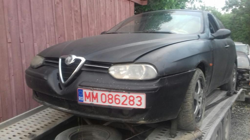 Jante aliaj 16 Alfa Romeo 156 2002 156 Jtd