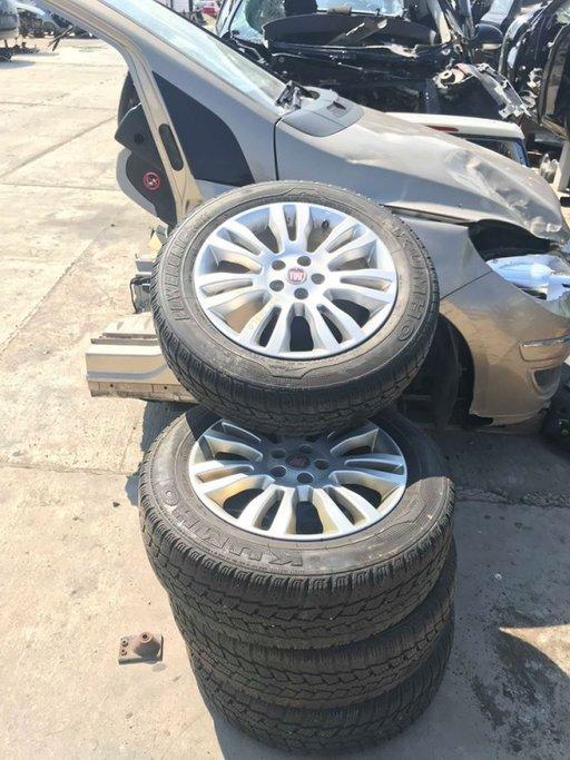 """Jante aliaj 16"""" Fiat Doblo 2010 - 2018 195/60R16 C"""