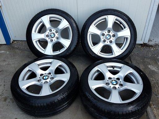 "Jante aliaj 17"" BMW originale cu anvelope"