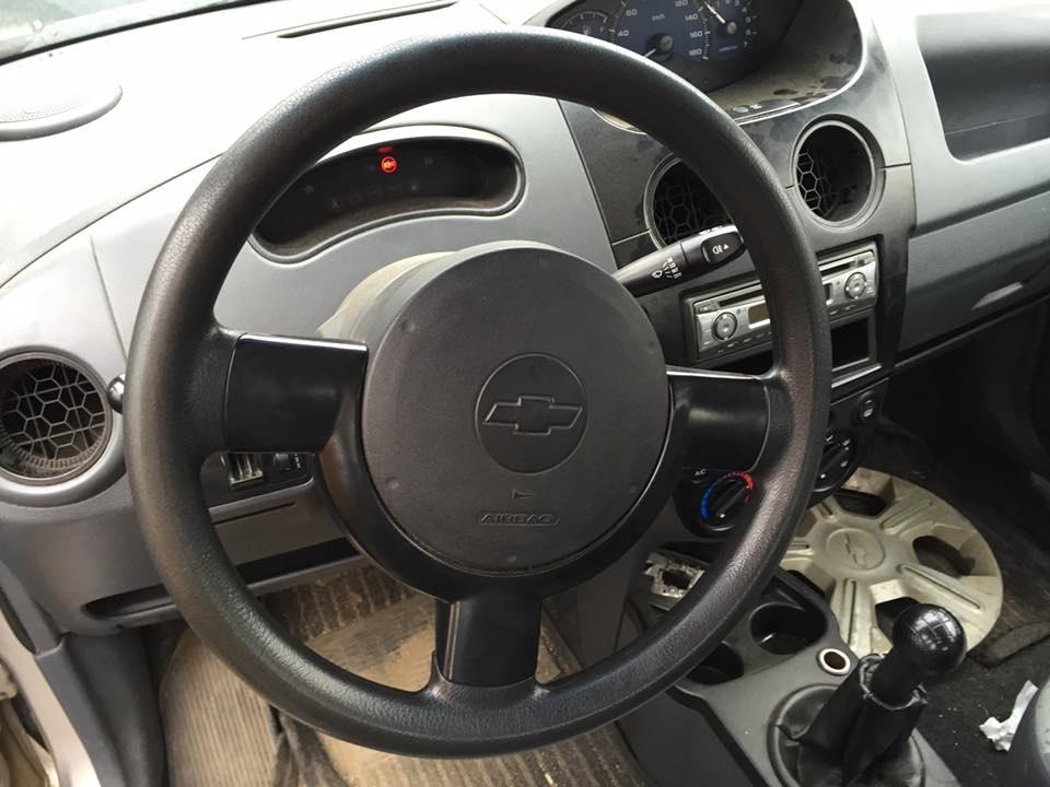 Jante aliaj 17 Chevrolet Spark 2006 HATCHBACK 0.8benzina
