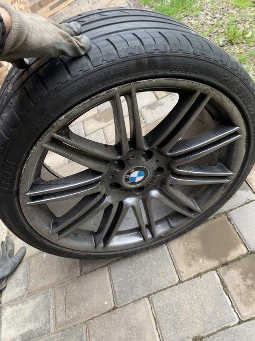 Jante aliaj 19 BMW Seria 3 E92 2009 - 19x9JJ