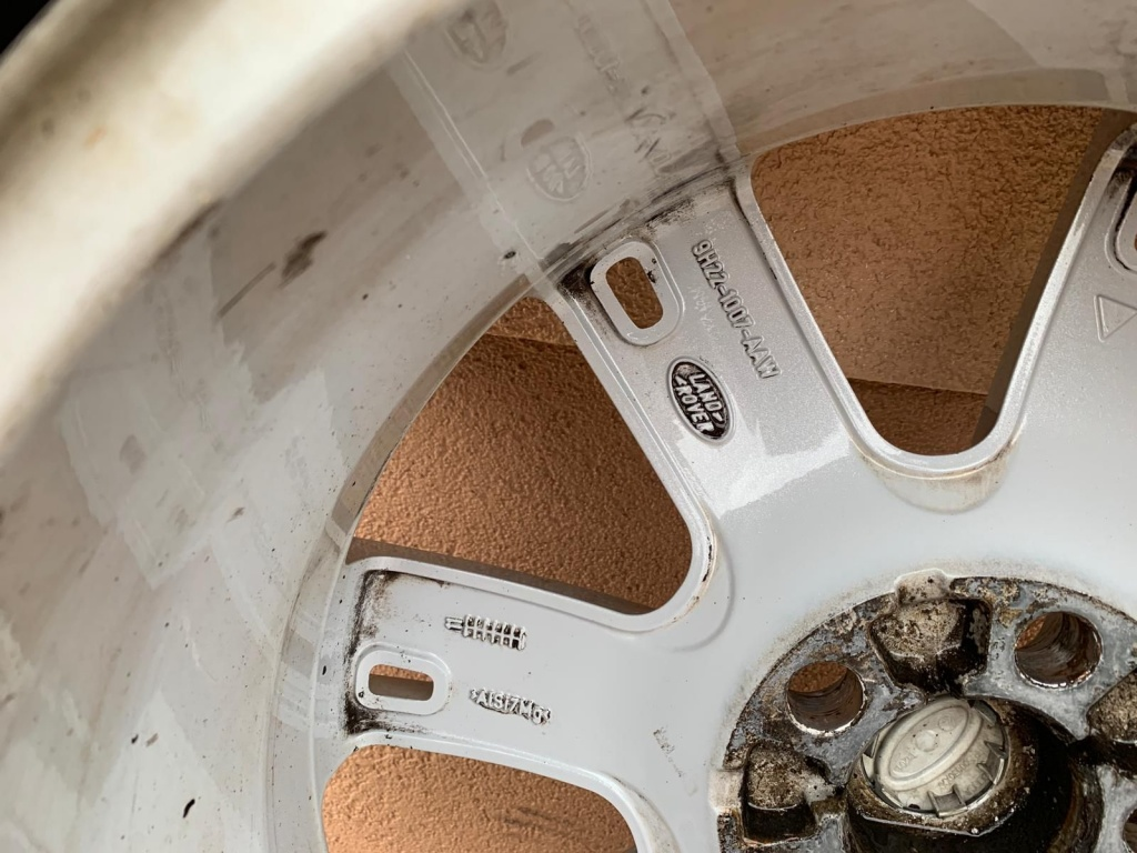 Jante Aliaj 19 originale Land Rover Discovery 4 ( 2009 - 2016 )