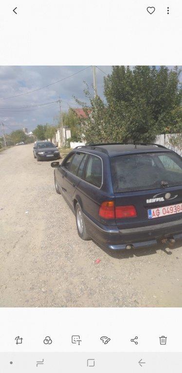 Jante aliaj 225/60/15 originale bmw -(BMW-E39 diesel 3.0 an 1998-2003 E39 break