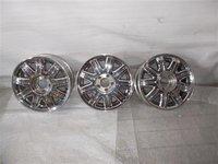 Jante aliaj (3 bucati) Chrysler Voyager an 2001-2010 6,5JX16 ET40